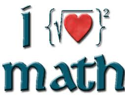 I love Math Clip Art